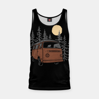 Adventure Van Tank Top miniature