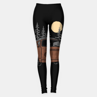 Adventure Van Leggings miniature