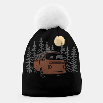 Adventure Van Beanie miniature