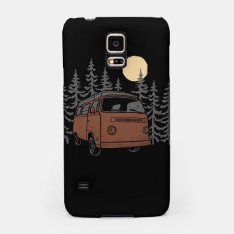 Adventure Van Samsung Case miniature