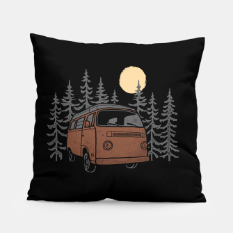Adventure Van Pillow miniature