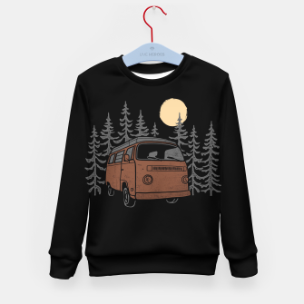 Adventure Van Kid's sweater miniature