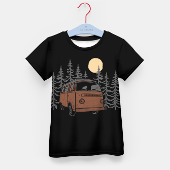 Adventure Van Kid's t-shirt miniature