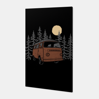 Adventure Van Canvas miniature