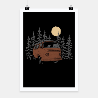 Adventure Van Poster miniature