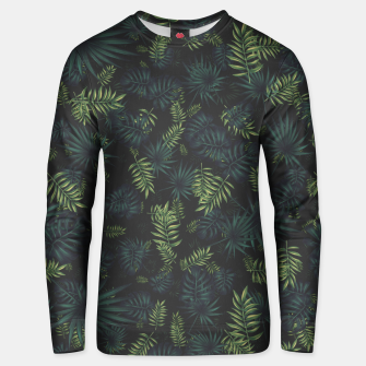 Thumbnail image of Tropical Pattern #3 Unisex sweater, Live Heroes