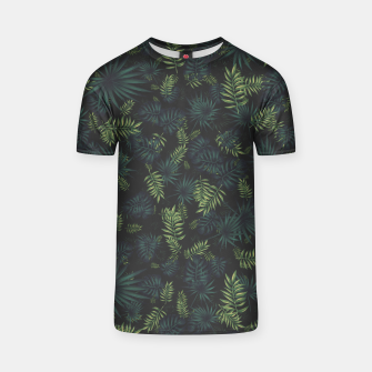 Thumbnail image of Tropical Pattern #3 T-shirt, Live Heroes