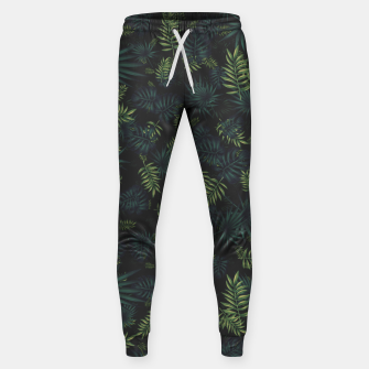 Thumbnail image of Tropical Pattern #3 Sweatpants, Live Heroes