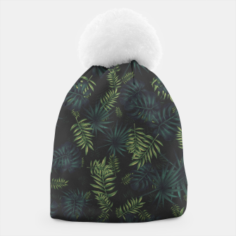 Thumbnail image of Tropical Pattern #3 Beanie, Live Heroes