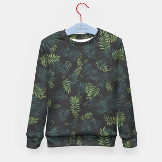 Thumbnail image of Tropical Pattern #3 Kid's sweater, Live Heroes
