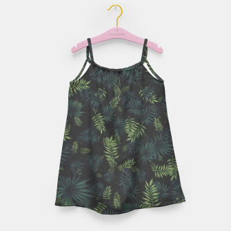 Thumbnail image of Tropical Pattern #3 Girl's dress, Live Heroes