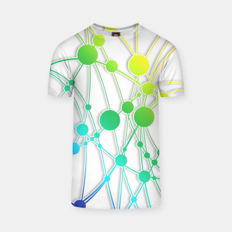 Thumbnail image of Neural Network T-shirt, Live Heroes