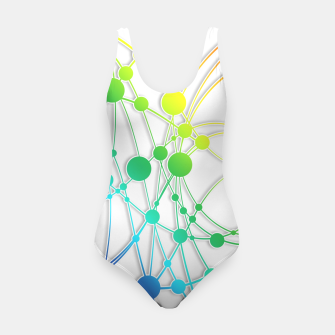 Miniatur Neural Network Swimsuit, Live Heroes