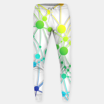 Thumbnail image of Neural Network Sweatpants, Live Heroes