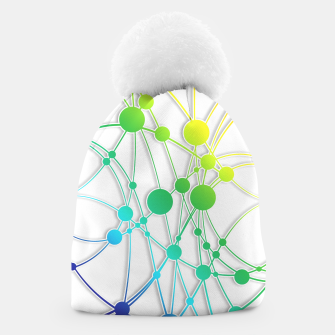 Thumbnail image of Neural Network Beanie, Live Heroes