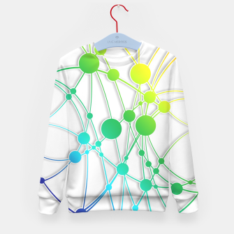 Miniatur Neural Network Kid's sweater, Live Heroes
