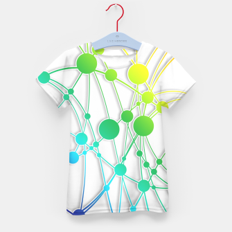 Thumbnail image of Neural Network Kid's t-shirt, Live Heroes