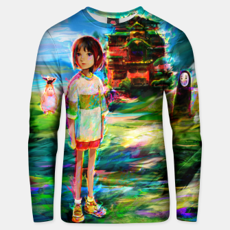 spirited away Unisex sweater obraz miniatury