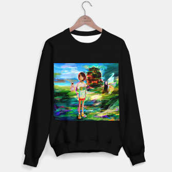spirited away Sweater regular obraz miniatury
