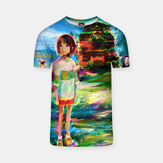 spirited away T-shirt obraz miniatury