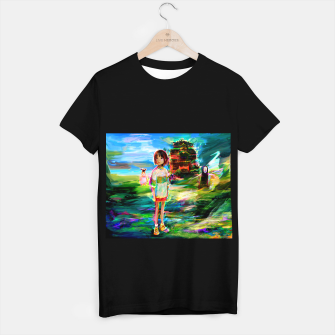 spirited away T-shirt regular obraz miniatury