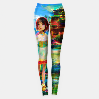 spirited away Leggings obraz miniatury