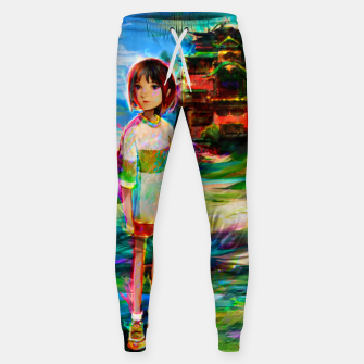 Miniaturka spirited away Sweatpants, Live Heroes