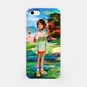 Miniaturka spirited away iPhone Case, Live Heroes