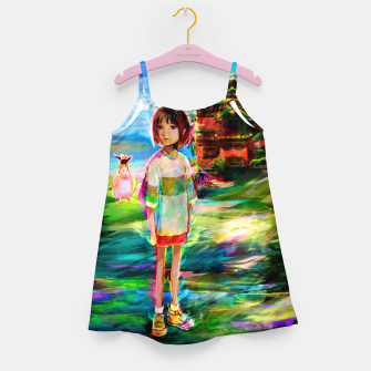 spirited away Girl's dress obraz miniatury