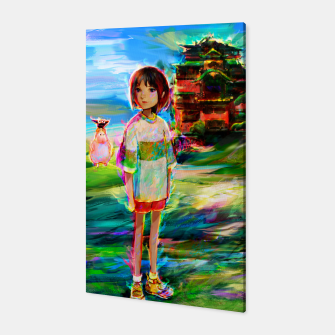 Miniaturka spirited away Canvas, Live Heroes