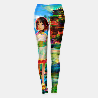 Miniaturka spirited away Leggings, Live Heroes