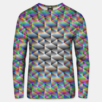 Thumbnail image of Seamless Freakiness Unisex sweater, Live Heroes