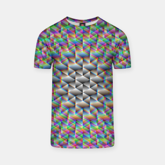 Thumbnail image of Seamless Freakiness T-shirt, Live Heroes