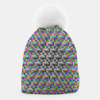 Thumbnail image of Seamless Freakiness Beanie, Live Heroes
