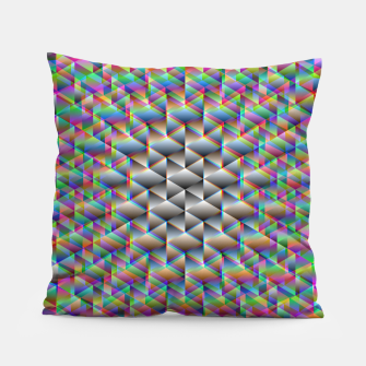 Thumbnail image of Seamless Freakiness Pillow, Live Heroes