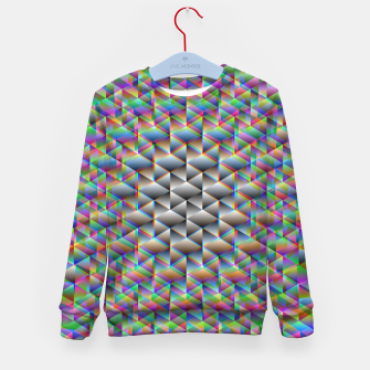 Thumbnail image of Seamless Freakiness Kid's sweater, Live Heroes