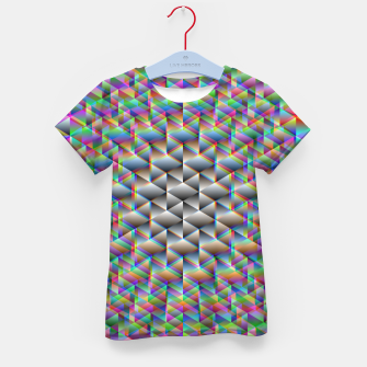 Thumbnail image of Seamless Freakiness Kid's t-shirt, Live Heroes