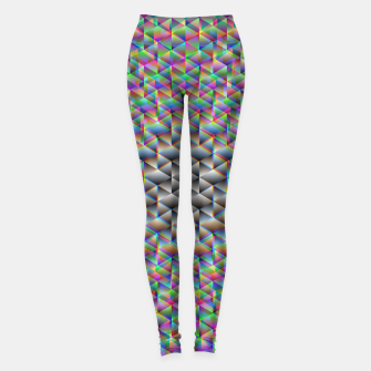 Thumbnail image of Seamless Freakiness Leggings, Live Heroes