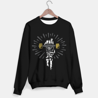 Thumbnail image of Skateboard Truck Sweater regular, Live Heroes