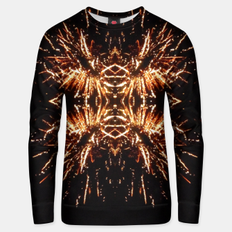 Thumbnail image of Light Explosions Unisex sweatshirt, Live Heroes