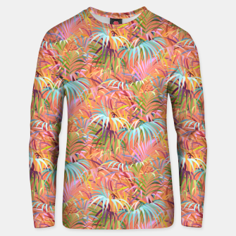 Thumbnail image of Tropical Mood of the Coral Season Unisex sweater, Live Heroes
