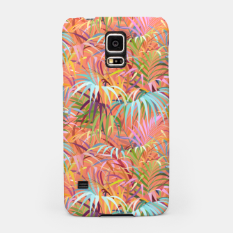 Thumbnail image of Tropical Mood of the Coral Season Samsung Case, Live Heroes