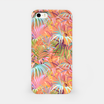 Thumbnail image of Tropical Mood of the Coral Season iPhone Case, Live Heroes