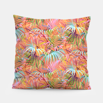 Miniaturka Tropical Mood of the Coral Season Pillow, Live Heroes