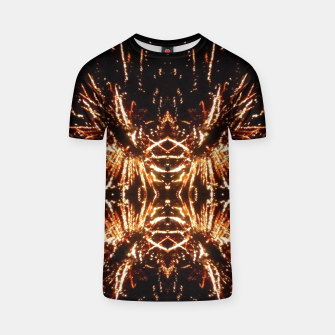 Thumbnail image of Light Explosions T-Shirt, Live Heroes