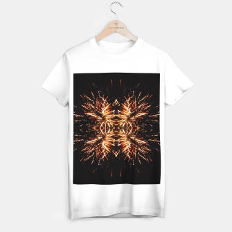 Thumbnail image of Light Explosions T-Shirt regulär, Live Heroes