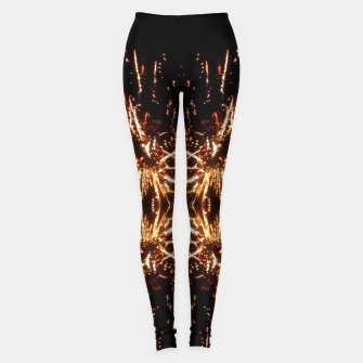 Thumbnail image of Light Explosions Leggings, Live Heroes