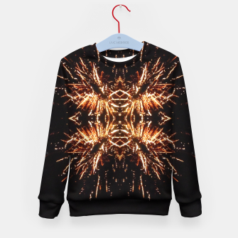 Thumbnail image of Light Explosions Kindersweatshirt, Live Heroes