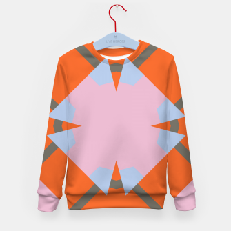 Thumbnail image of SAHARASTREET-SS117 Kid's sweater, Live Heroes