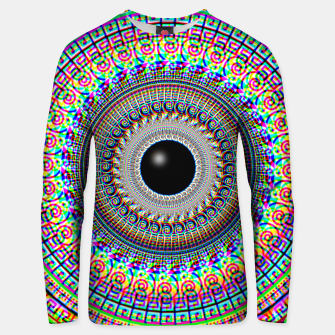 Thumbnail image of Geometric Acid Unisex sweater, Live Heroes